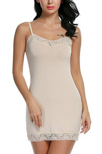 [$12.4 save 15%] Amazon #DealOfTheDay: Avidlove Women's Chemise Nightgown Sleepwear Lace Lounge Dress Spin Slip http://www.lavahotdeals.com/ca/cheap/amazon-dealoftheday-avidlove-womens-chemise-nightgown-sleepwear-lace/219129?utm_source=pinterest&utm_medium=rss&utm_campaign=at_lavahotdeals