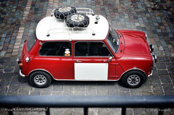 ..._Mini Cooper S MkI 1966