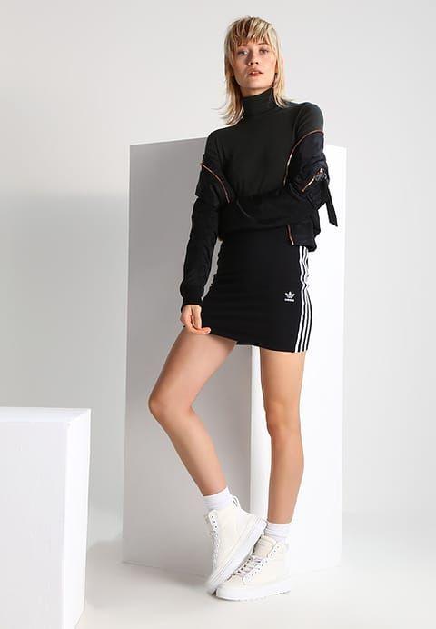 adidas Originals Minirock - black für 27,90 € (06.02.18) versandkostenfrei bei Zalando bestellen.