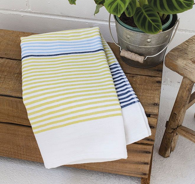 Ladelle Kelvin Double Layer Tea Towel