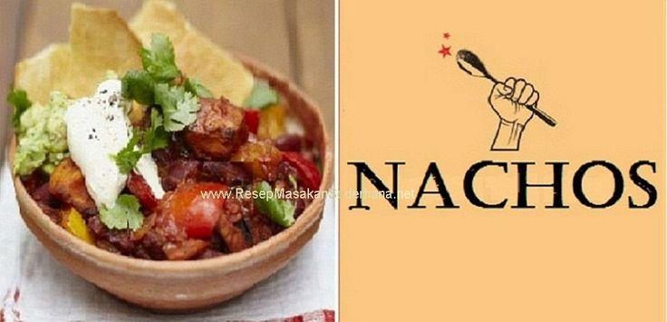 Resep Masakan Sederhana - Nachos  NB : website (http://ResepMasakanSederhana.net/) kami dalam proses pembuatan  #resep#masakan#sederhana#makanan#meksiko#tortilla#sauce#enak#mexicofood#