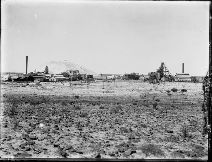 013942PD: Great Fingall Gold Mine, Day Dawn, ca 1909 http://encore.slwa.wa.gov.au/iii/encore/record/C__Rb1923377?lang=eng