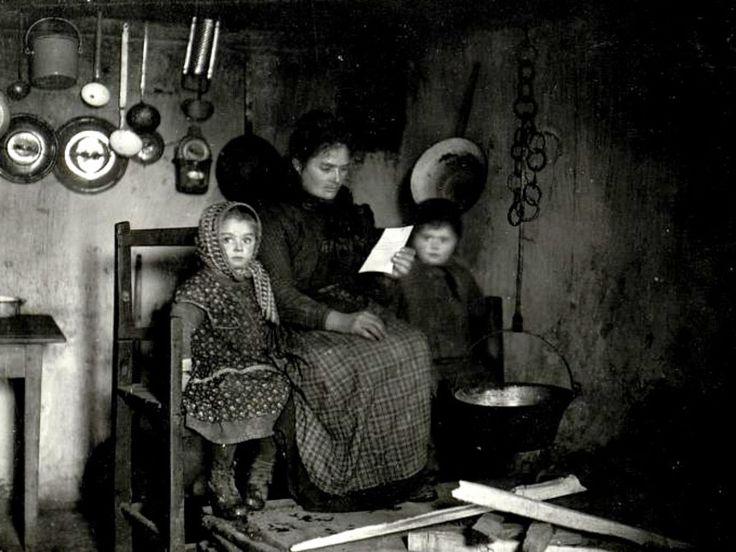 Le dure condizioni di vita delle famiglie dei militari al fronte