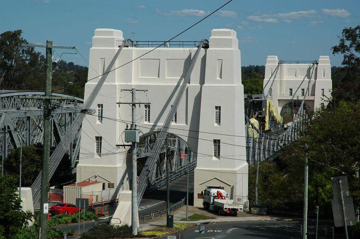 Walter Taylor Bridge Brisbane