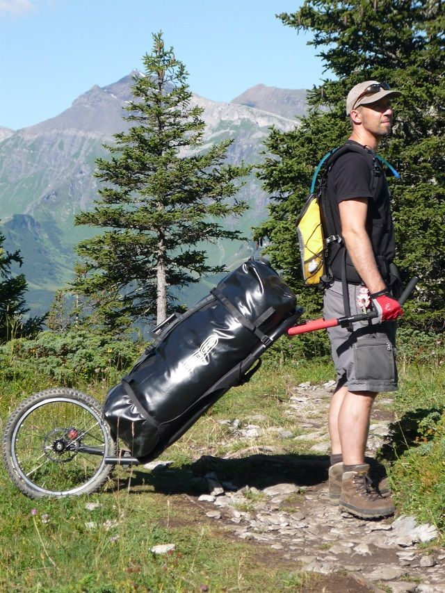 hiking trailer - Google Search