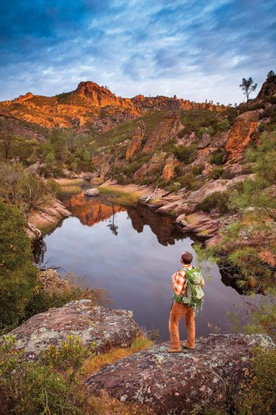 Pinnacles National Park Been Here Hiking Pinterest Parks Cas And Travel