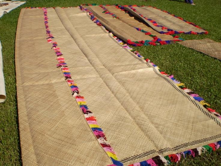 Samoan Fine Mat