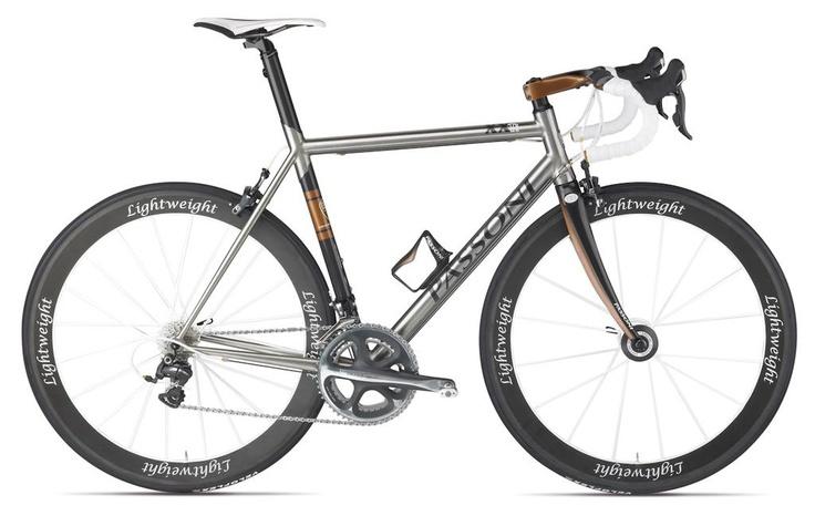 Benepe's Bike Blog (c): KGS Bikes Takes on Frame Builder Passoni