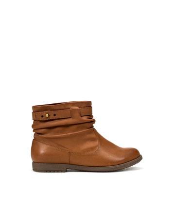 ankle boot, zara kids