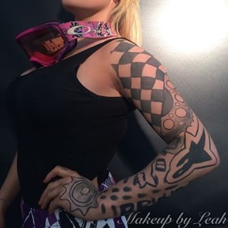 Motocross Tattoo Sleeve | galleryhip.com - The Hippest Galleries!