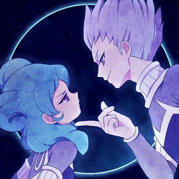 Beta and Gamma - Inazuma Eleven Go Chrono Stone