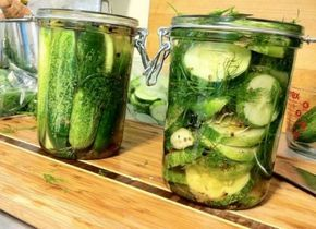New York half-sour pickles are easy to make at home, with seasonal summer cucumbers. Eat right away or store for winter months with these simple recipes.