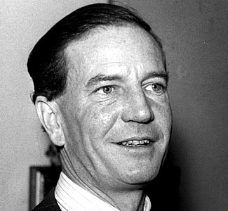 "Harold ""Kim"" Philby,1912 – 1988, was a high-ranking member of British intelligence who worked as a Double Agent before defecting to the Soviet Union. He served as both an NKVD and KGB operative. In 1963, Philby was revealed to be a member of the spy ring now known as the Cambridge Five, the other members of which were Donald Maclean, Guy Burgess, Anthony Blunt, and John Cairncross. Of the five, Philby is believed to have been most successful in providing secret information to the Soviet…"