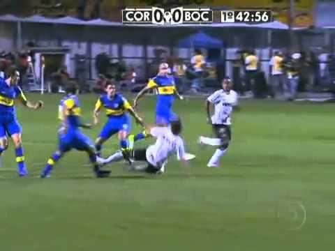 Jogo falado Corinthians 2x0 boca Juniors