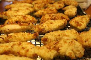 Tejben áztatott csirkefalatkák – fincsi és omlós husi pikk-pakk