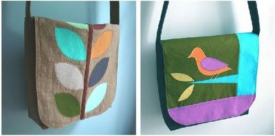 Basic messenger bag tutorial. If I make my own bags, the dang straps will be long enough! #sewing #bags