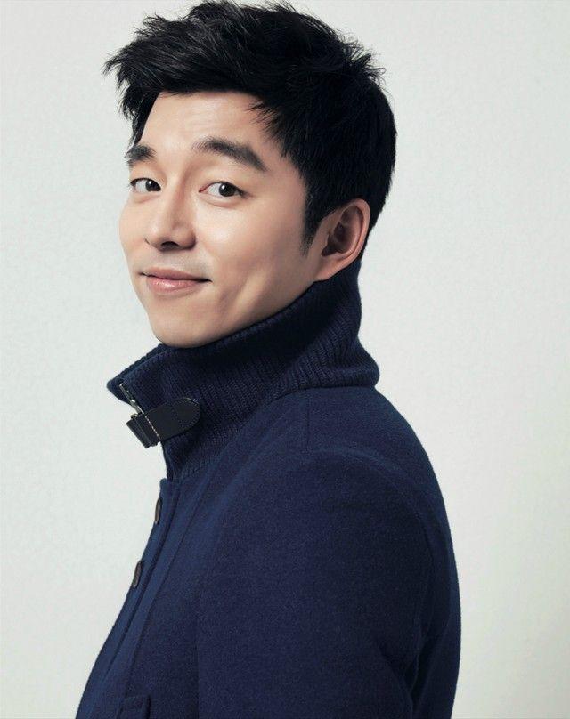 why you so cute gong yoo!!!!