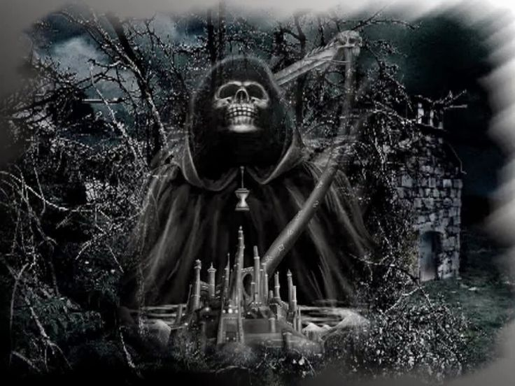 666 Grim Reaper | Mistery Rosanegra & CaVeira†† | reapers ...