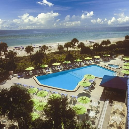 Longboat Key Club and Resort, Longboat Key, Sarasota, Florida. A great spot to stay while visiting the area!