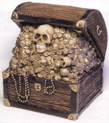 Buried treasure, Tattoo ideas and Tattoos and body art on ...
