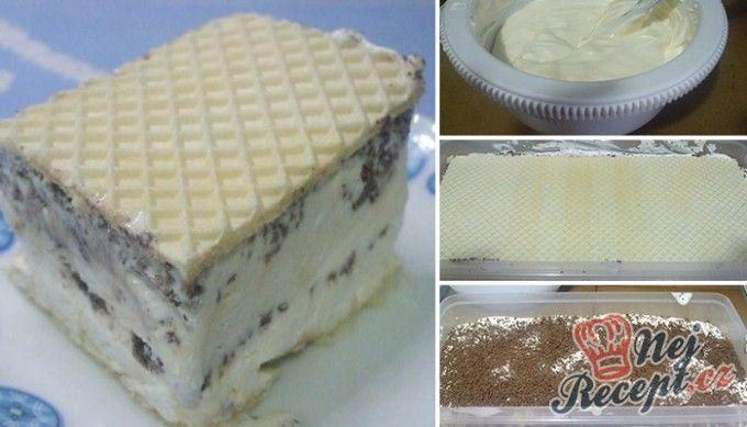 Domácí ruská zmrzlina
