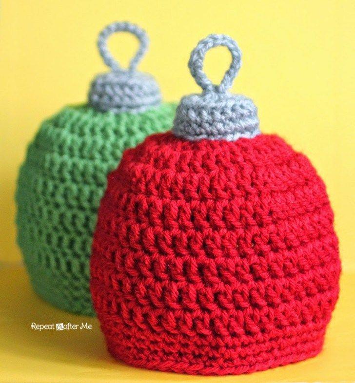 2082 Best Crochet Images On Pinterest Knit Crochet Christmas