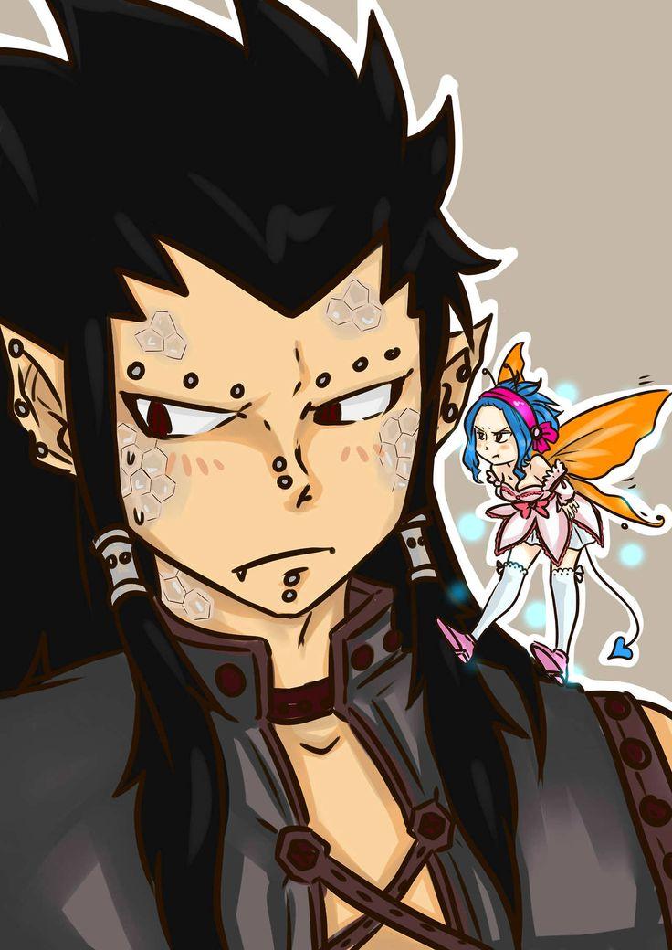 Dragon x Fairy by blanania on deviantART