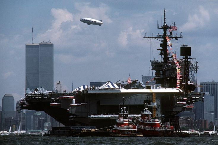 aircraft carrier kennedy