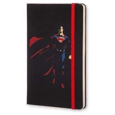 Moleskine Batman vs Superman Notebook - Superman
