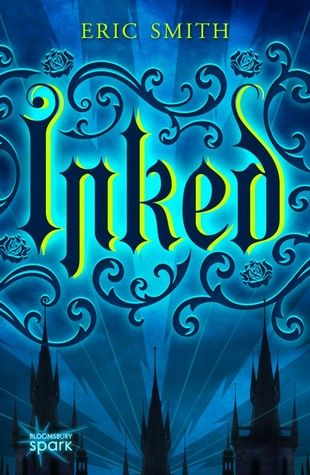 """Review for """"Inked"""" - Reading To Distraction"""