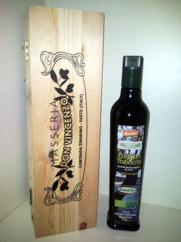 """Costa dei Trabocchi"" Grand Cru in purity of rare elegance and unique – Luxury Extra Virgin Olive Oils ""I BIO Zimarino"", Exclusive Made in Italy"