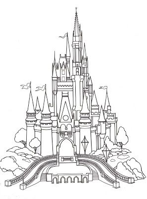 princess coloring pages for grandchildren