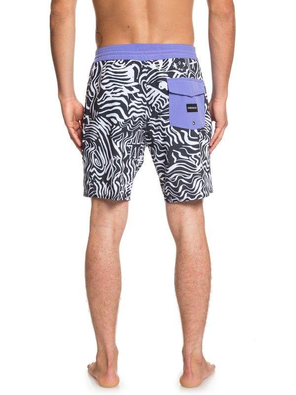 Spandex QUIKSILVER Bermudas Shorts Mens Swimwear Beach Shorts Surf Board Shorts