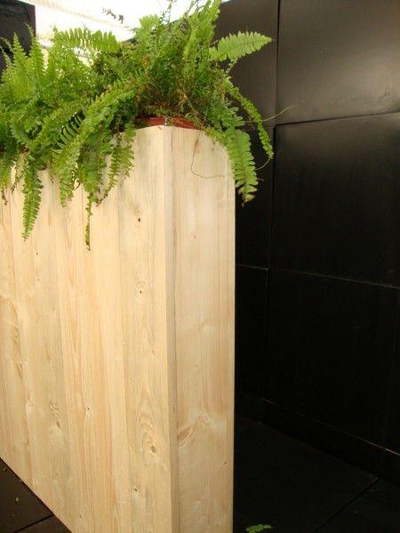 Jardiniere Bois Haute : 1000 id?es sur le th?me Jardiniere Haute sur Pinterest Pots De