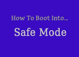 If you use a Windows PC there will surely come a time when you need to start up Windows in Safe Mode. For example, I have learned over time that stubborn viruses and spyware can often be removed in Safe Mode even when my anti-virus software fails to remove them while running under Normal mode. What … #spywaresoftware