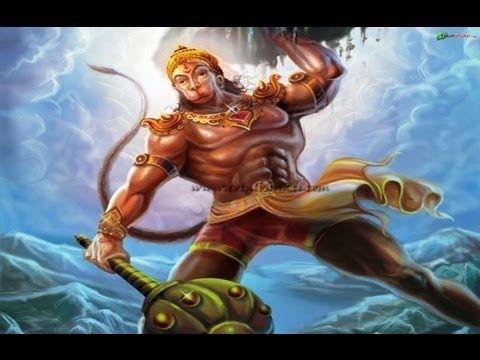 Hanuman Chalisa -with Lyrics on screen,benefits of each doha ,wah life ho to aisi-Shankar Mahadevan - YouTube