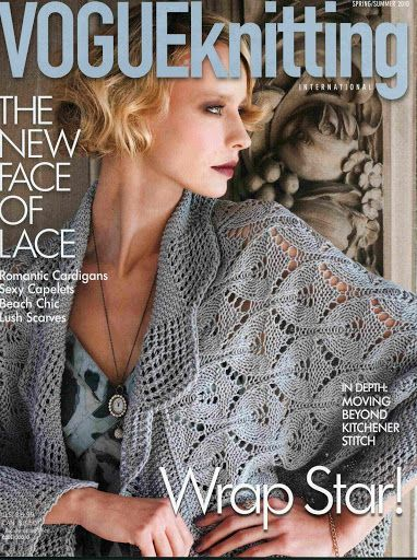 VOGUE knitting - Spring/Summer 2010 - Laura C - Álbumes web de Picasa
