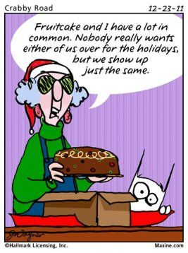 Christmas Humor Quotes.Funny Maxine Christmas Quotes Thecannonball Org