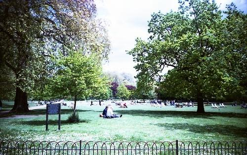 S.James park, London
