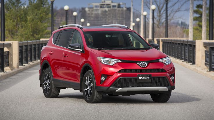 #Blog: 2016 Toyota Rav 4 - Canada's most popular SUV.