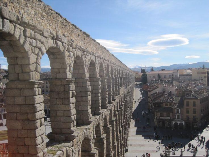 Getaway: Segovia, Spain