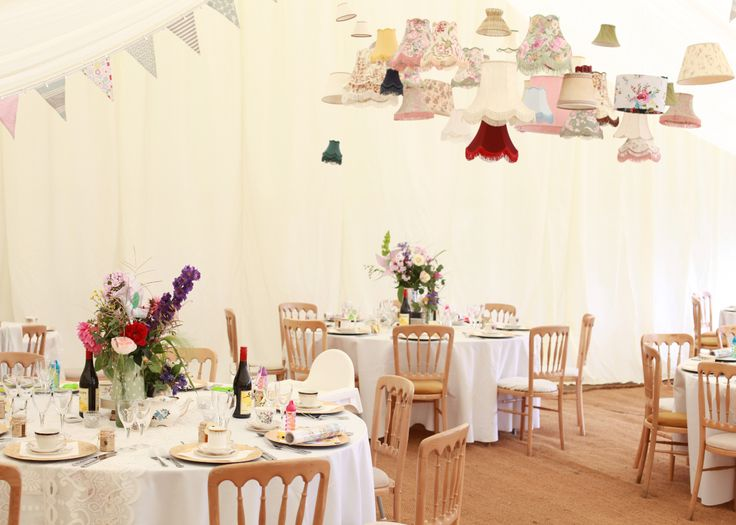 We love this design. A truly unique wedding marquee. Remember, inside your marquee anything is possible