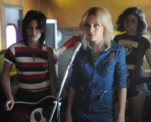 Everyone, and definitely every gay gal, knows about Joan Jett and her history with The Runaways. But the new The Runaways film is as much bandmate Cherie Currie's story as Jett's. In a new interview with Spin, Currie talked about the movie and the myth of the world's first all-girl rock band. The movie with Kristen Stewart as Joan and Dakota Fanning as Cherie is based on the memoir Neon Angel: The Cherie Currie Story, which was recently revised and rereleased. The book recounts Currie's ...