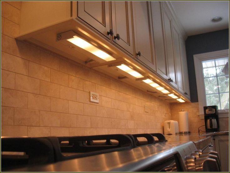 Direct Wire Linkable Under Cabinet Lighting