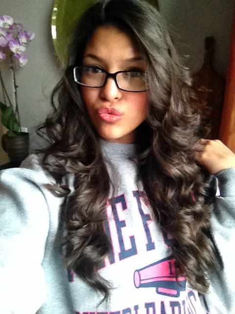 Tremendous 1000 Images About Curls On Pinterest Wand Curls My Hair And Hairstyle Inspiration Daily Dogsangcom