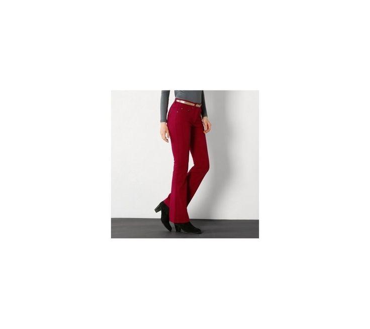 Strečové nohavice v bootcut strihu | blancheporte.sk #blancheporte #blancheporteSK #blancheporte_sk #autumn #fall #jesen #nohavice
