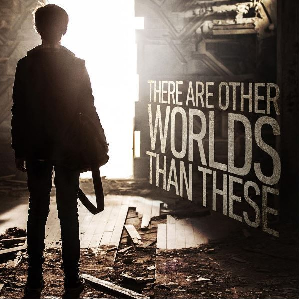 New teaser photo from The Dark Tower.