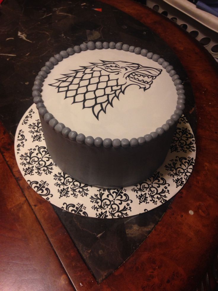 Best 25 Game Of Thrones Cake Ideas Only On Pinterest