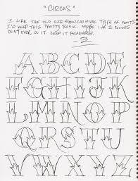 Resultado de imagen para dibujos del abecedario en graffitis