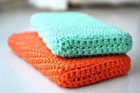 Hip met Haken: Crochet phone case free pattern / Gehaakt telefoonhoesje gratis patroon.